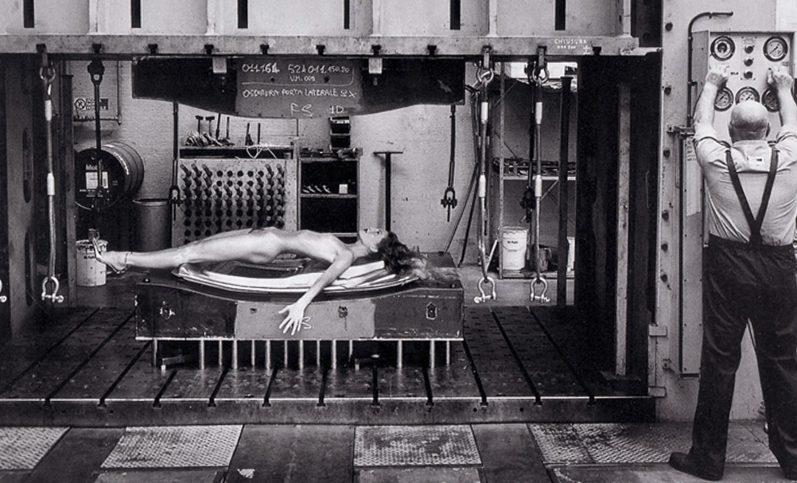 A Fotografia de Helmut Newton