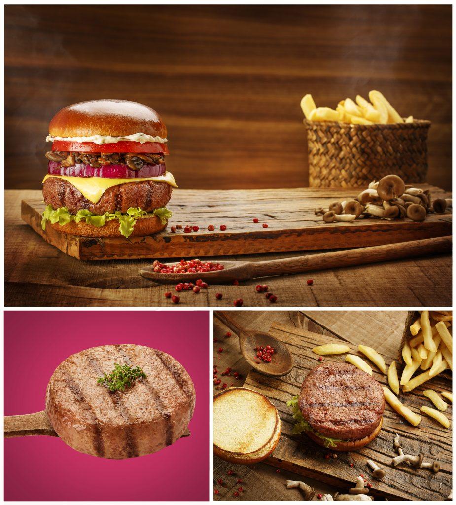 Fotografia de Hambúrguer - Food Styling - Hamburger