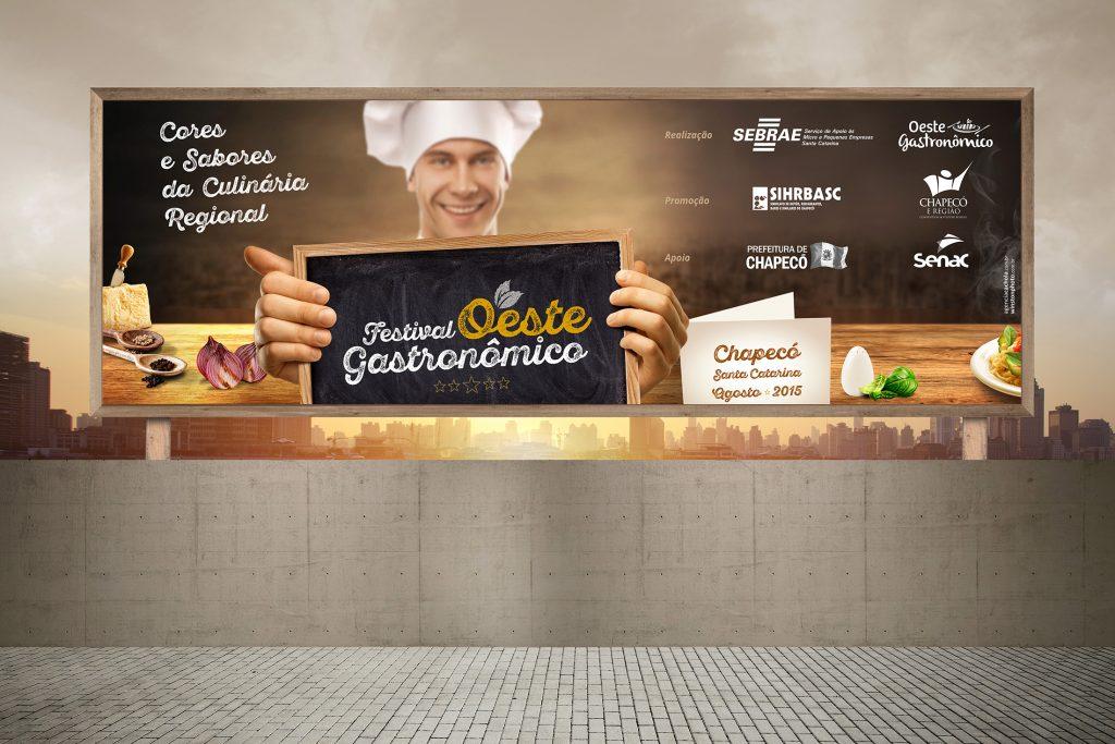 Festival de gastronomia fotografia de comida