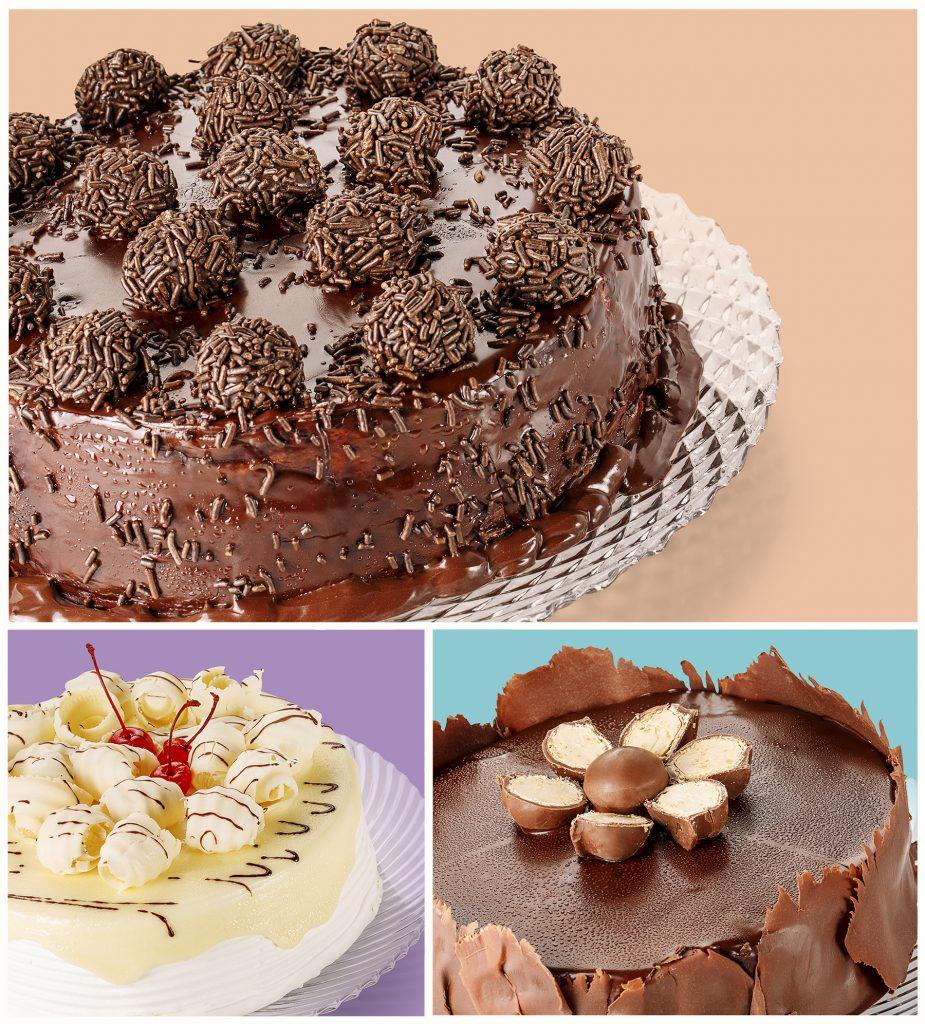 Fotografia de comida, fotografia de cardápios, fotografia de bolos