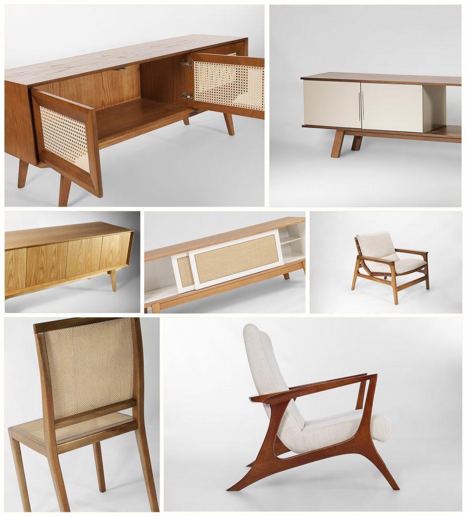 Imagens para o Catálogo de Móveis - Verona